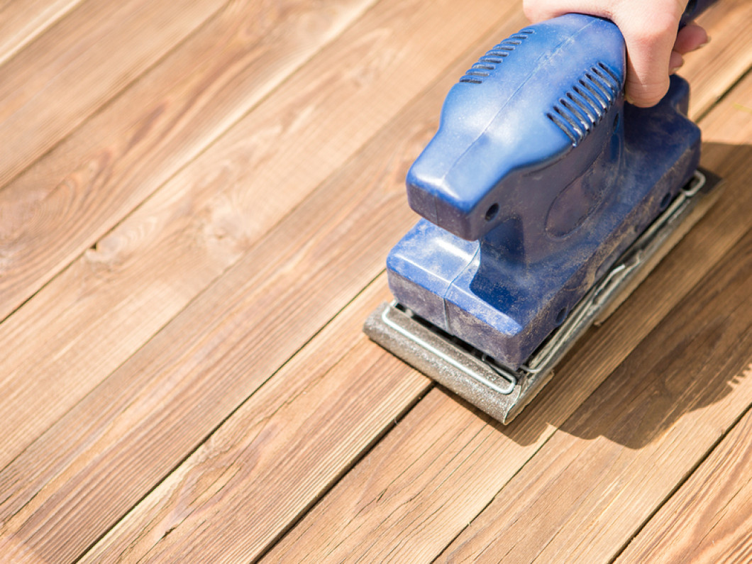 Don't replace your hardwoods, refinish them!
